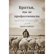 Братья, мы не профессионалы. Обращения к пастырям - призыв к радикальному служению (Джон Пайпер)